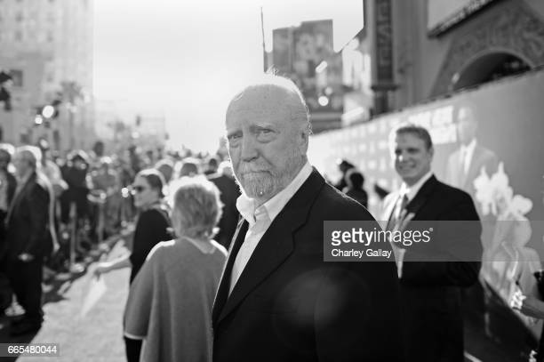 Actor Scott Wilson attends the 50th anniversary screening of 'In the Heat of the Night' during the 2017 TCM Classic Film Festival on April 6 2017 in...