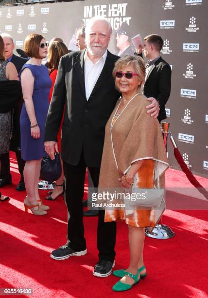 Actor Scott Wilson attends the 50th anniversary screening of 'In The Heat Of The Night' at the 2017 TCM Classic Film Festival opening night gala at...