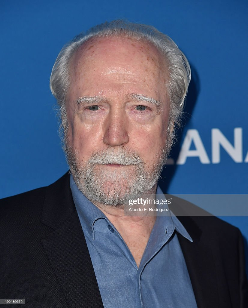 Actor Scott Wilson attends the 'Concert For Our Oceans' hosted by Seth MacFarlane benefitting Oceana at The Wallis Annenberg Center for the Performing Arts on September 28, 2015 in Beverly Hills, California.