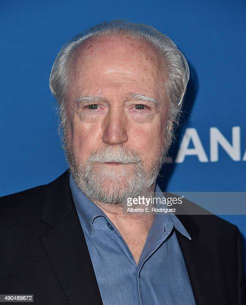 Actor Scott Wilson attends the 'Concert For Our Oceans' hosted by Seth MacFarlane benefitting Oceana at The Wallis Annenberg Center for the...