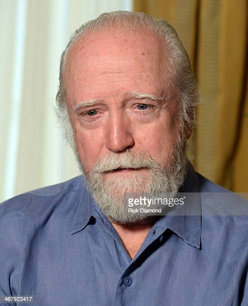 Actor Scott Wilson of 'The Walking Dead' attends SCAD Presents aTVfest at the Four Seasons Hotel Atlanta on February 8 2014 in Atlanta Georgia