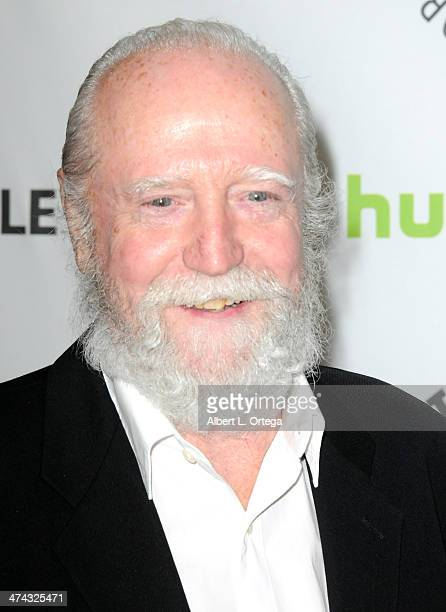 Actor Scott Wilson participates in The Paley Center For Media's PaleyFest 2013 Honoring 'The Walking Dead' held at The Saban Theater on March 1 2013...