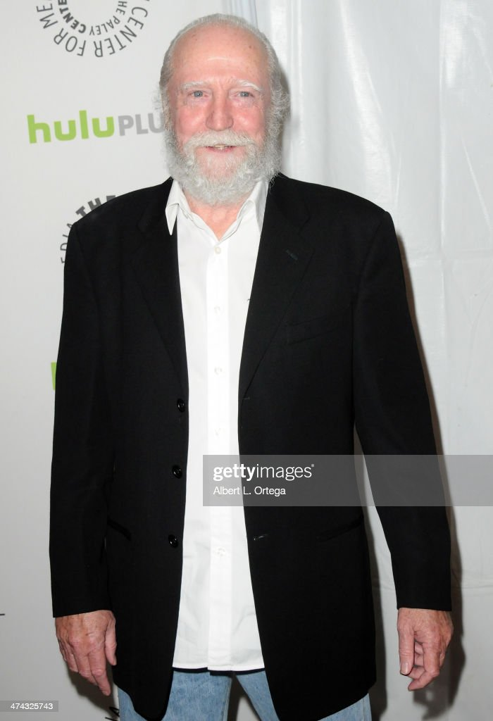 Actor Scott Wilson participates in The Paley Center For Media's PaleyFest 2013 Honoring 'The Walking Dead' held at The Saban Theater on March 1, 2013 in Beverly Hills, California.