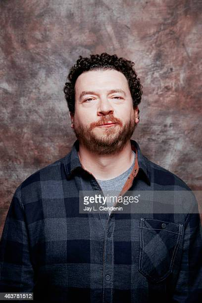 Actor screenwriter and comedian Danny McBride is photographed for Los Angeles Times on January 24 2015 in Park City Utah PUBLISHED IMAGE CREDIT MUST...