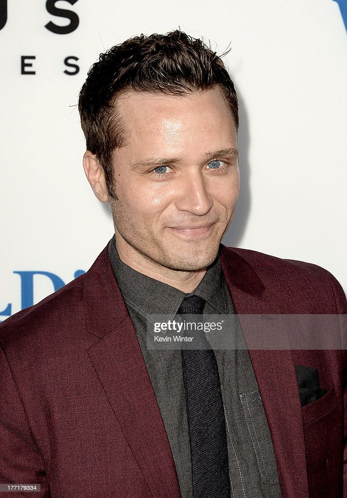 Actor <a gi-track='captionPersonalityLinkClicked' href=/galleries/search?phrase=Seamus+Dever&family=editorial&specificpeople=5714222 ng-click='$event.stopPropagation()'>Seamus Dever</a> arrives at the premiere of Focus Features' 'The World's End' at ArcLight Cinemas Cinerama Dome on August 21, 2013 in Hollywood, California.