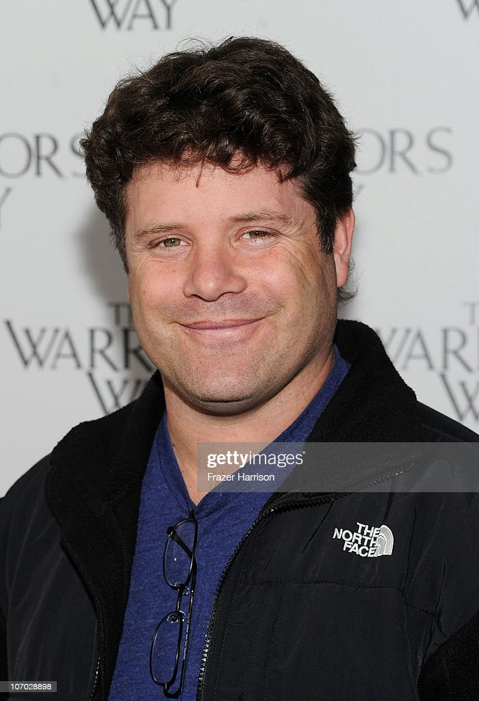 Actor <a gi-track='captionPersonalityLinkClicked' href=/galleries/search?phrase=Sean+Astin&family=editorial&specificpeople=201989 ng-click='$event.stopPropagation()'>Sean Astin</a> arrives at 'The Warrior's Way' screening held at CGV Cinemas on November 19, 2010 in Los Angeles, California.