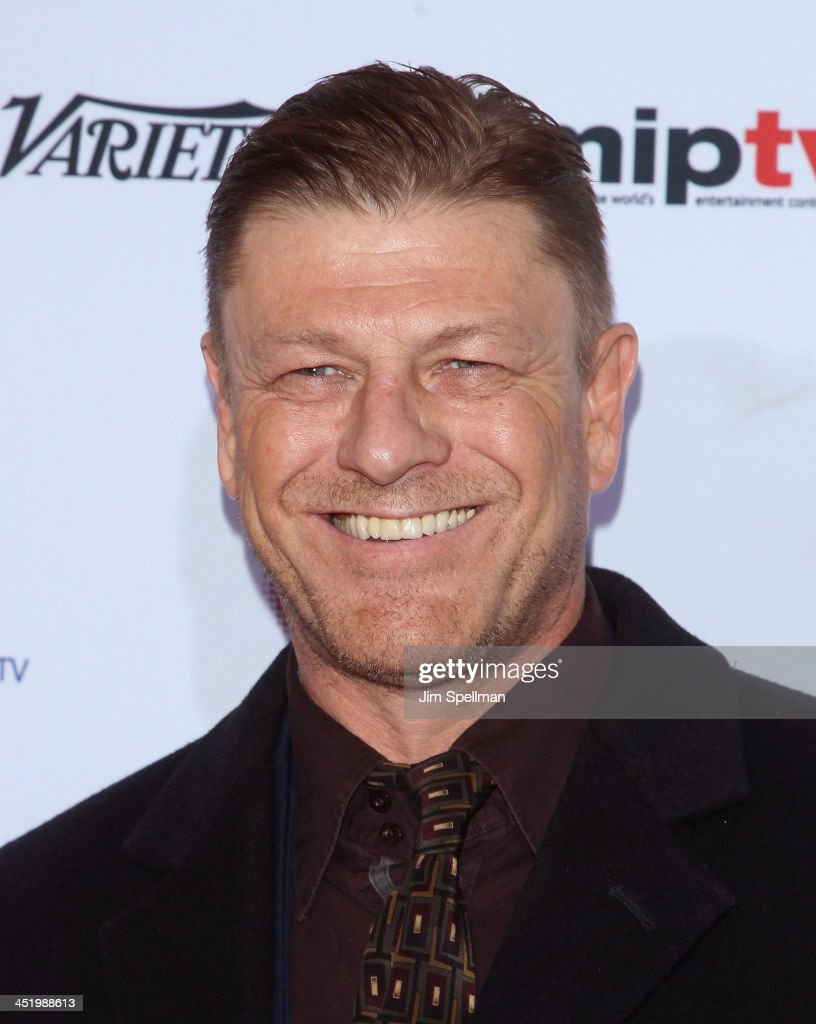 Actor Sean Bean attends the 41st International Emmy Awards at the Hilton New York on November 25, 2013 in New York City.