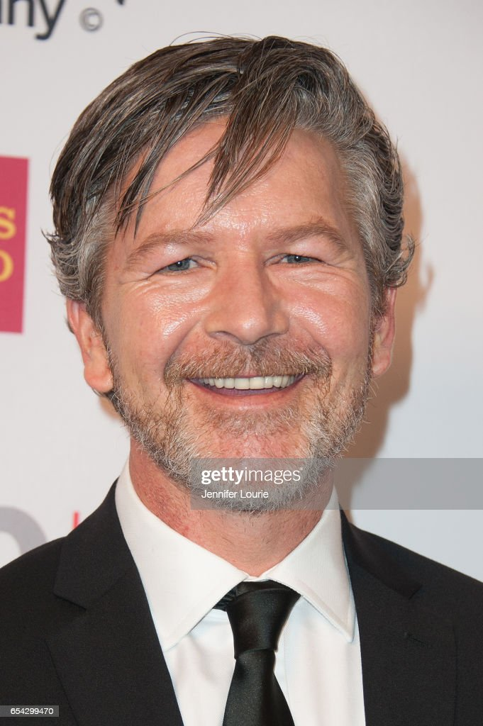 Actor Sean Cameron Michael attends the American Red Cross Centennial Celebration to Honor Disney as the 'Humanitarian Company of The Year' at the Beverly Wilshire Four Seasons Hotel on March 16, 2017 in Beverly Hills, California.