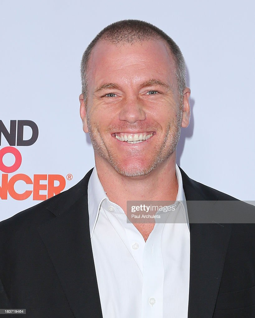 Actor Sean Carrigan attends the CBS After Dark with an evening of laughter benefiting Stand Up To Cancer at The Comedy Store on October 8, 2013 in West Hollywood, California.