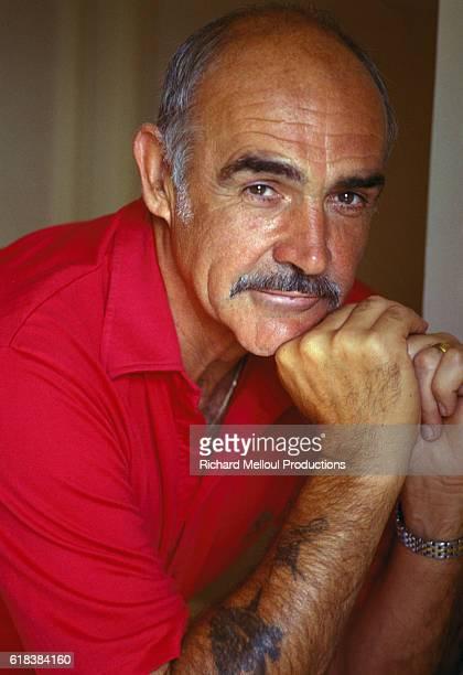 Actor Sean Connery