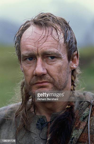 Actor Sean Lawlor as Malcolm Wallace in the film 'Braveheart' 1995