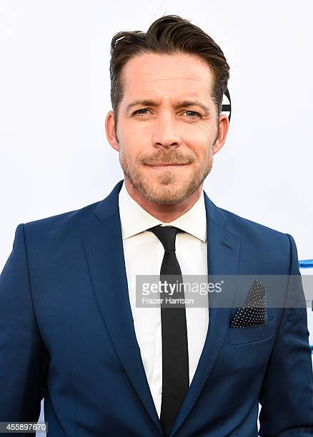 Actor Sean Maguire attends a screening of ABC's 'Once Upon A Time' Season 4 at the El Capitan Theatre on September 21 2014 in Hollywood California