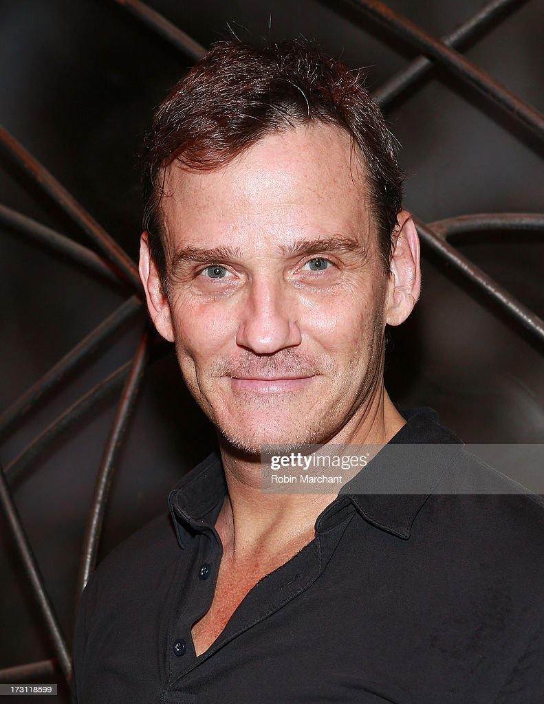 Actor Sean McDermott attends the closing night party for 'Silence! The Musical' at Elektra Theatre on July 7, 2013 in New York City.