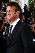 Actor Sean Penn attends the 'This Must Be The Place' premiere during the 64th Annual Cannes Film Festival at Palais des Festivals on May 20 2011 in...