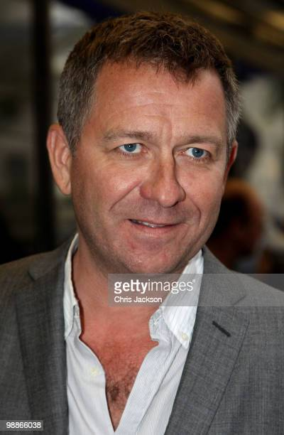 Actor Sean Pertwee arrives at the 'Just For the Record' Gala Screening at Curzon Mayfair on May 5 2010 in London England