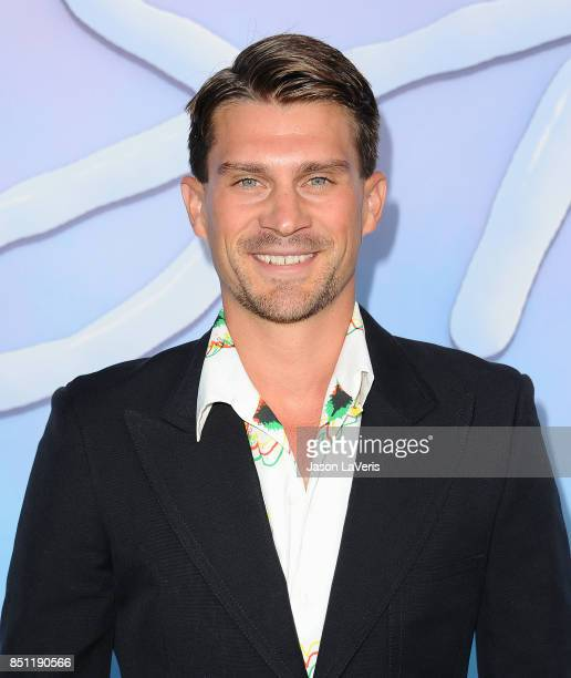 Actor Sean Russel Herman attends the premiere of 'SPF18' at University High School on September 21 2017 in Los Angeles California