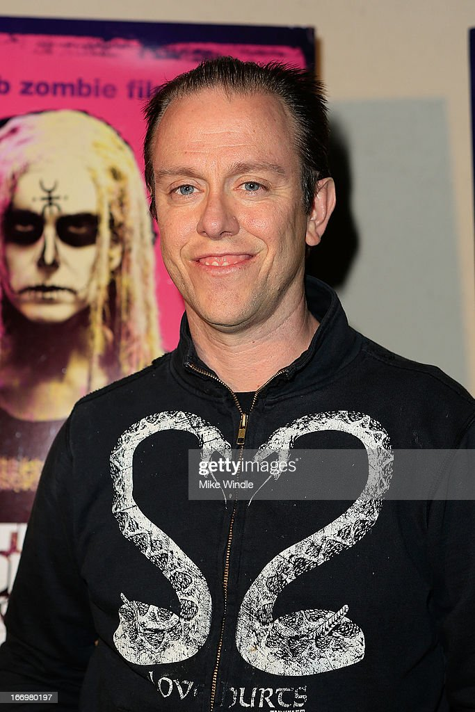 Actor Sean Whalen arrives at Rob Zombie's 'The Lords Of Salem' Los Angeles premiere at AMC Burbank 16 on April 18, 2013 in Burbank, California.