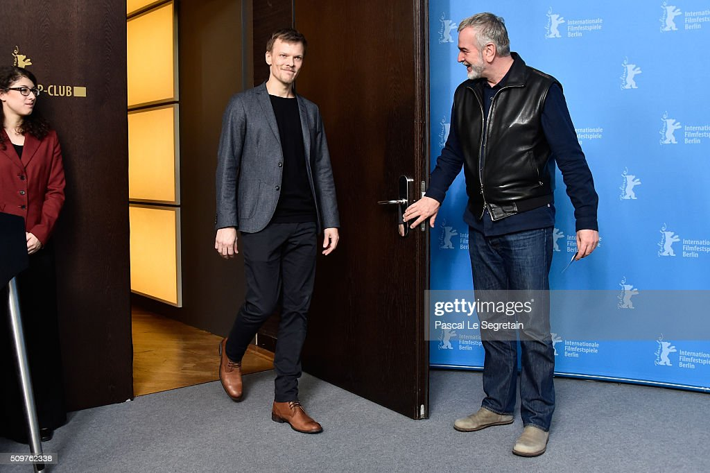 Actor Sebastian Huelk attends the 'All Of A Sudden' photo call during the 66th Berlinale International Film Festival Berlin at Grand Hyatt Hotel on February 12, 2016 in Berlin, Germany.