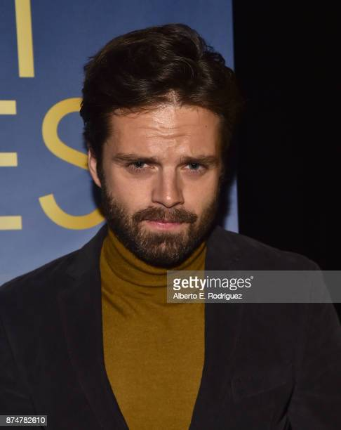 Actor Sebastian Stan attends a screening of 'I Tonya' during AFI FEST 2017 Presented By Audi at Egyptian Theatre on November 15 2017 in Hollywood...