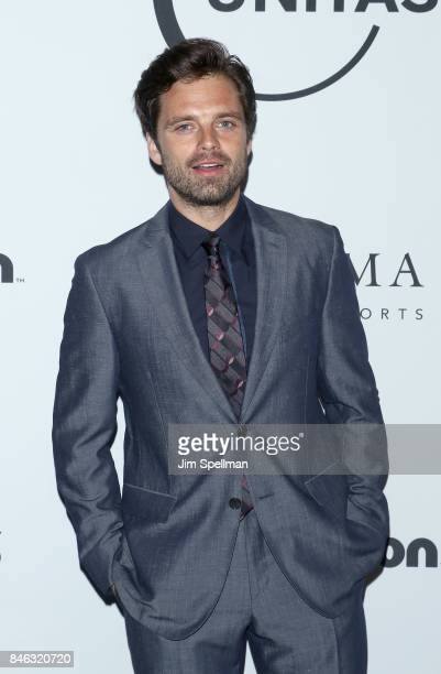 Actor Sebastian Stan attends the 2017 Unitas Gala at Capitale on September 12 2017 in New York City
