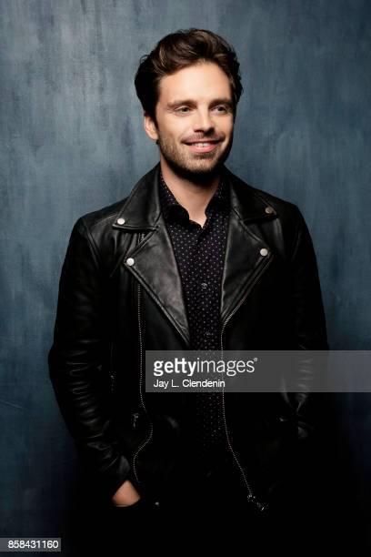Actor Sebastian Stan from the film 'I Tonya' poses for a portrait at the 2017 Toronto International Film Festival for Los Angeles Times on September...