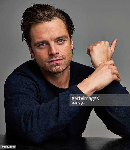 Actor Sebastian Stan is photographed for Back Stage on April 1 2016 in New York City COVER IMAGE