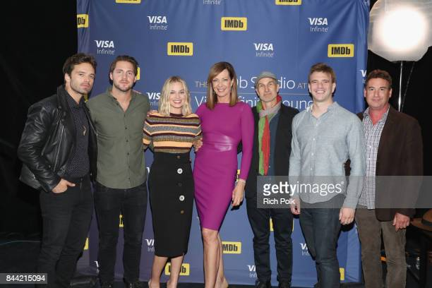 Actor Sebastian Stanproducer Tom Ackerley acrtress Margot Robbie actress Allison Janney director Chraig Gillespie producers Bryan Unkeless and Steven...