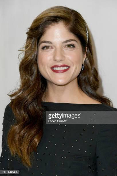 Actor Selma Blair at Bottega Veneta Hosts Hammer Museum Gala In The Garden on October 14 2017 in Westwood California