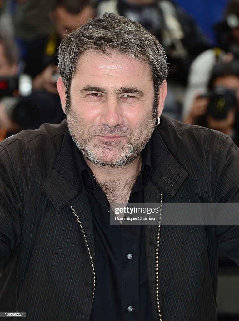 Actor Sergi Lopez attends the photocall for 'Michael Kohlhaas' at The 66th Annual Cannes Film Festival at Palais des Festivals on May 24, 2013 in Cannes, France.