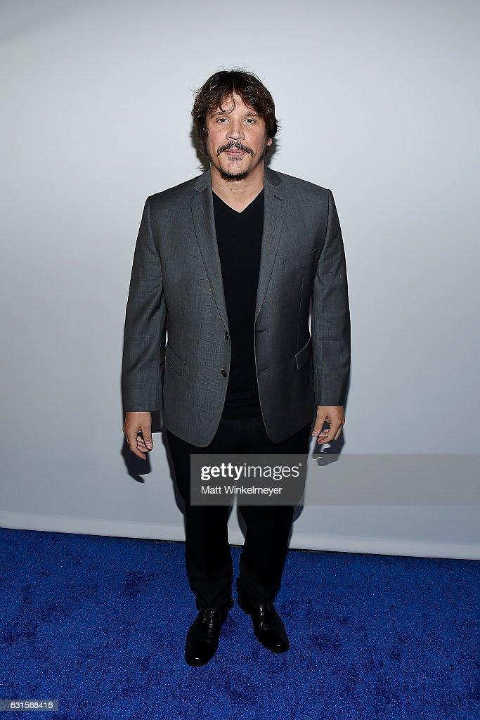 2017 Actor Sergio Peris-Mencheta arrives at the Winter TCA Tour FX Starwalk at Langham Hotel on January 12, 2017 in Pasadena, California.