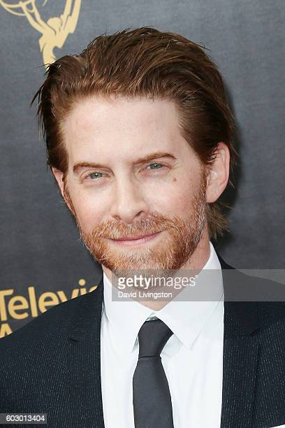Actor Seth Green attends the 2016 Creative Arts Emmy Awards Day 2 at the Microsoft Theater on September 11 2016 in Los Angeles California