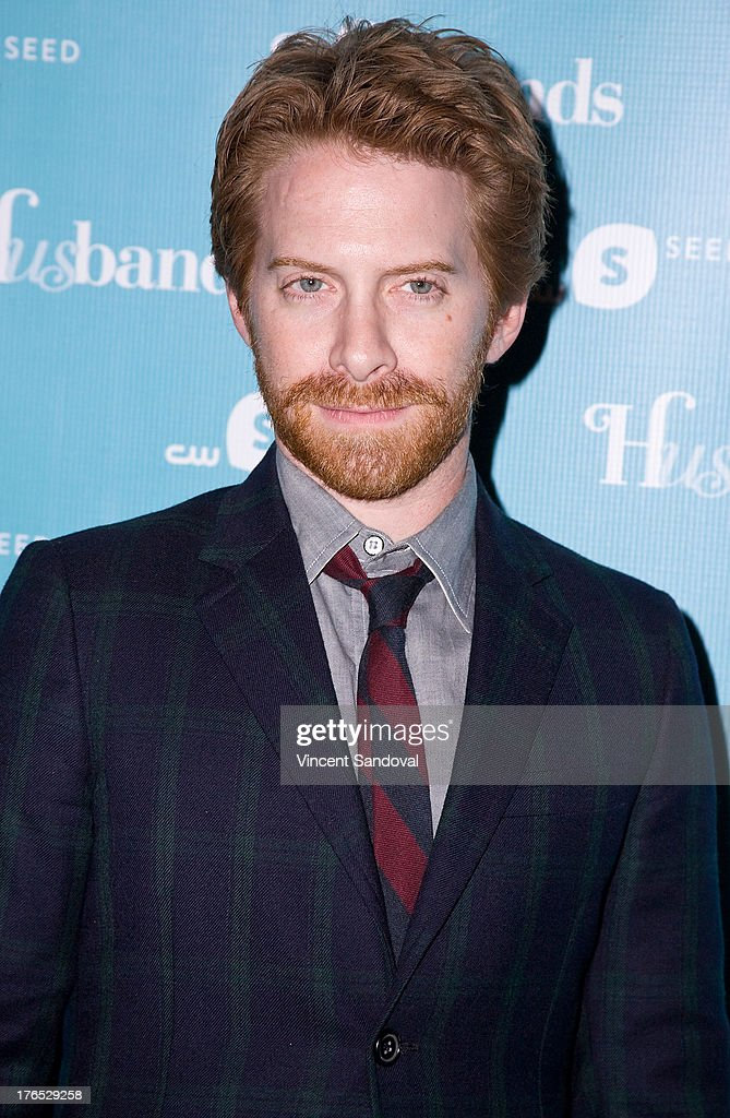 Actor <a gi-track='captionPersonalityLinkClicked' href=/galleries/search?phrase=Seth+Green&family=editorial&specificpeople=206390 ng-click='$event.stopPropagation()'>Seth Green</a> attends the CWSeed 'Husbands' premiere at The Paley Center for Media on August 14, 2013 in Beverly Hills, California.
