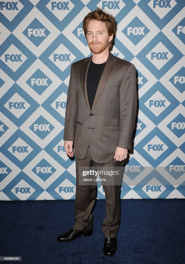 Actor Seth Green attends the FOX AllStar 2014 winter TCA party at The Langham Huntington Hotel and Spa on January 13 2014 in Pasadena California
