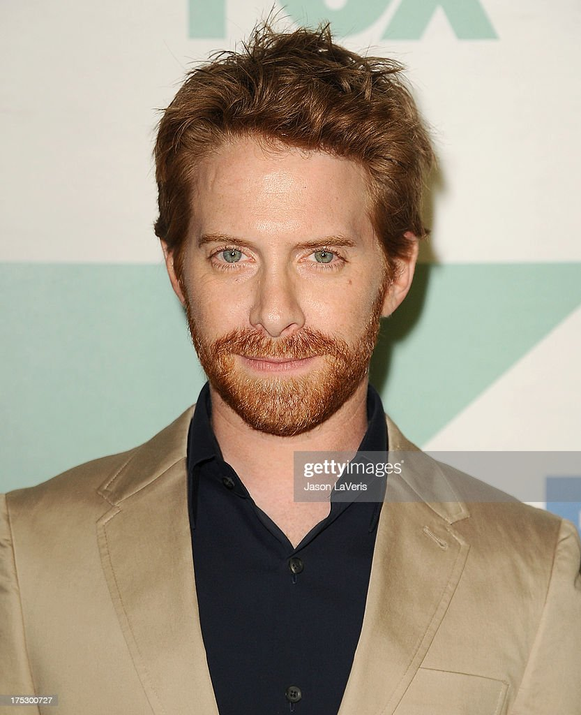 Actor Seth Green attends the FOX AllStar Party on August 1 2013 in West Hollywood California