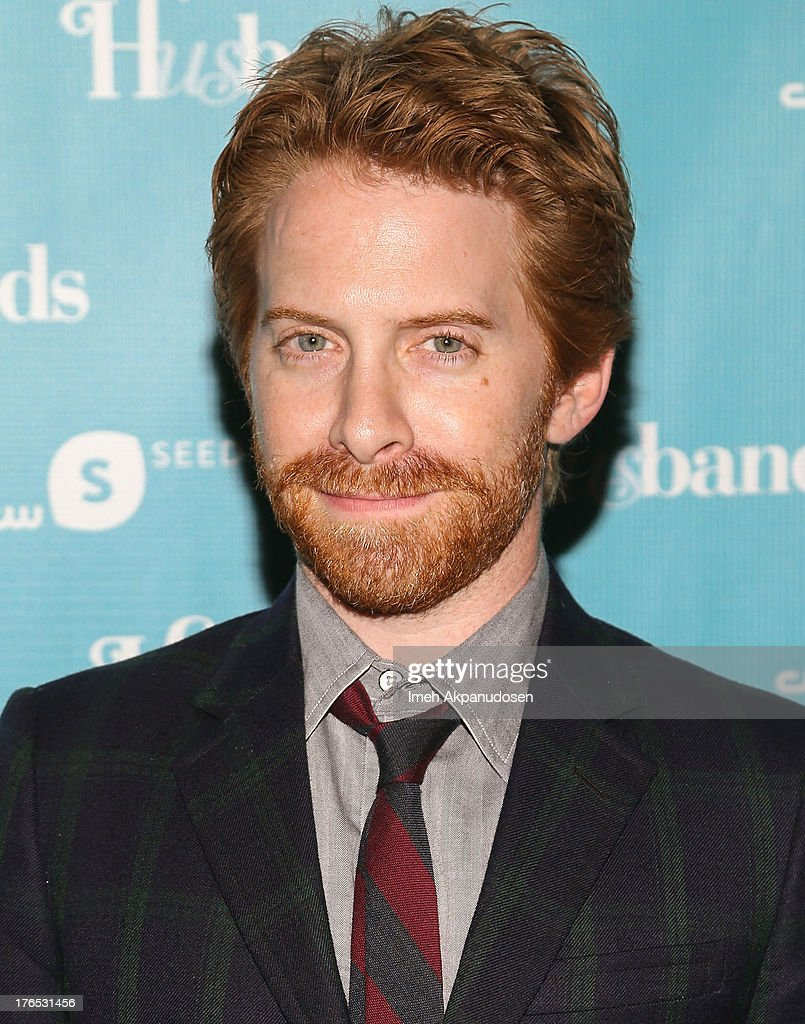 Actor <a gi-track='captionPersonalityLinkClicked' href=/galleries/search?phrase=Seth+Green&family=editorial&specificpeople=206390 ng-click='$event.stopPropagation()'>Seth Green</a> attends the premiere of CW Seed's 'Husbands' at The Paley Center for Media on August 14, 2013 in Beverly Hills, California.