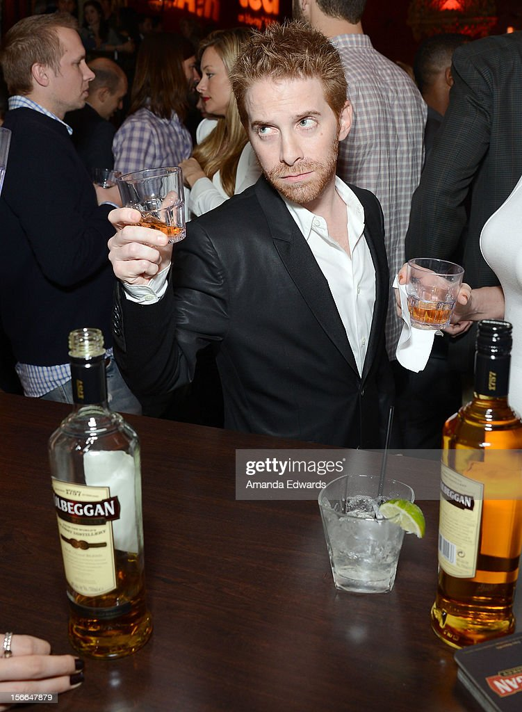 Actor Seth Green attends Variety's 3rd annual Power of Comedy event presented by Bing benefiting the Noreen Fraser Foundation held at Avalon on November 17, 2012 in Hollywood, California.
