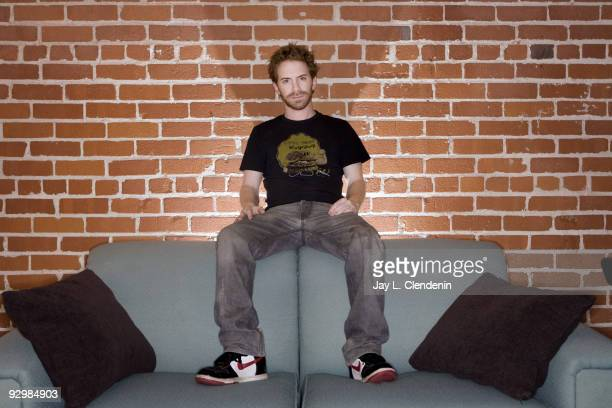 Actor Seth Green is photographed in Los Angeles Oct 13 2009 Published Image CREDIT MUST READ Jay L Clendenin/Los Angeles Times/Contour by Getty Images