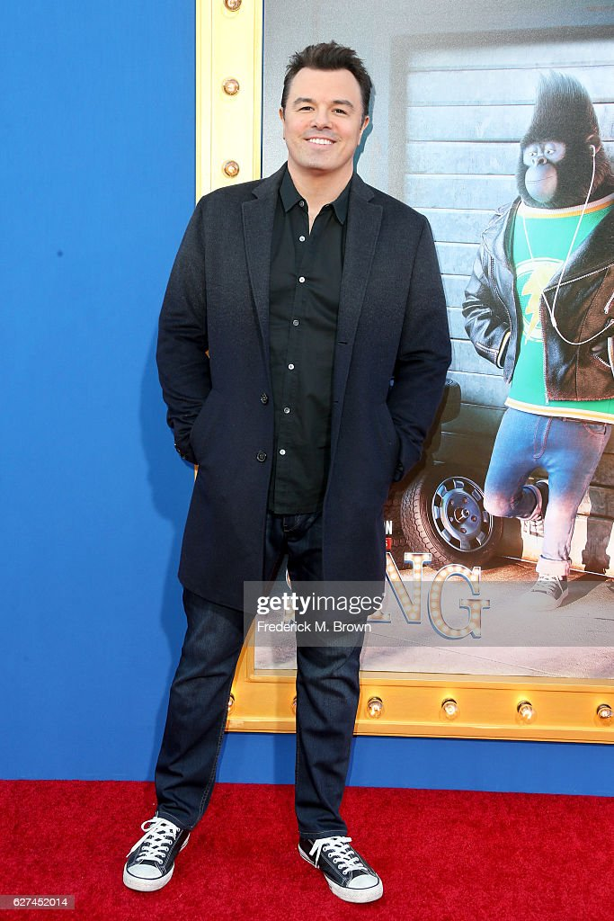 """Premiere Of Universal Pictures' """"Sing"""" - Arrivals"""