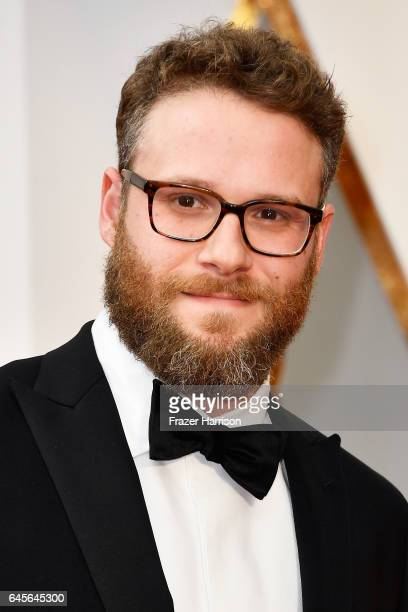 Actor Seth Rogen attends the 89th Annual Academy Awards at Hollywood Highland Center on February 26 2017 in Hollywood California