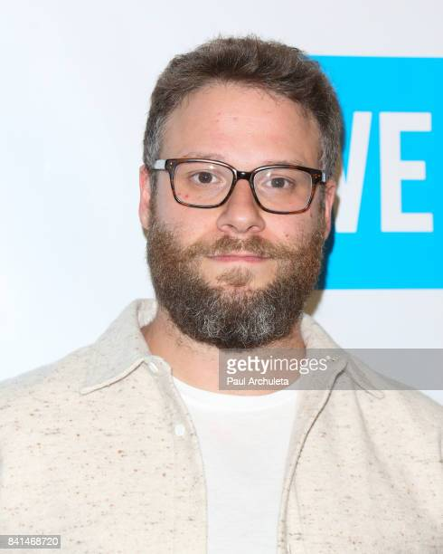 Actor Seth Rogen attends the premiere of 'And Action's 'Dumpster Diving' at Cinemark Playa Vista on August 31 2017 in Los Angeles California