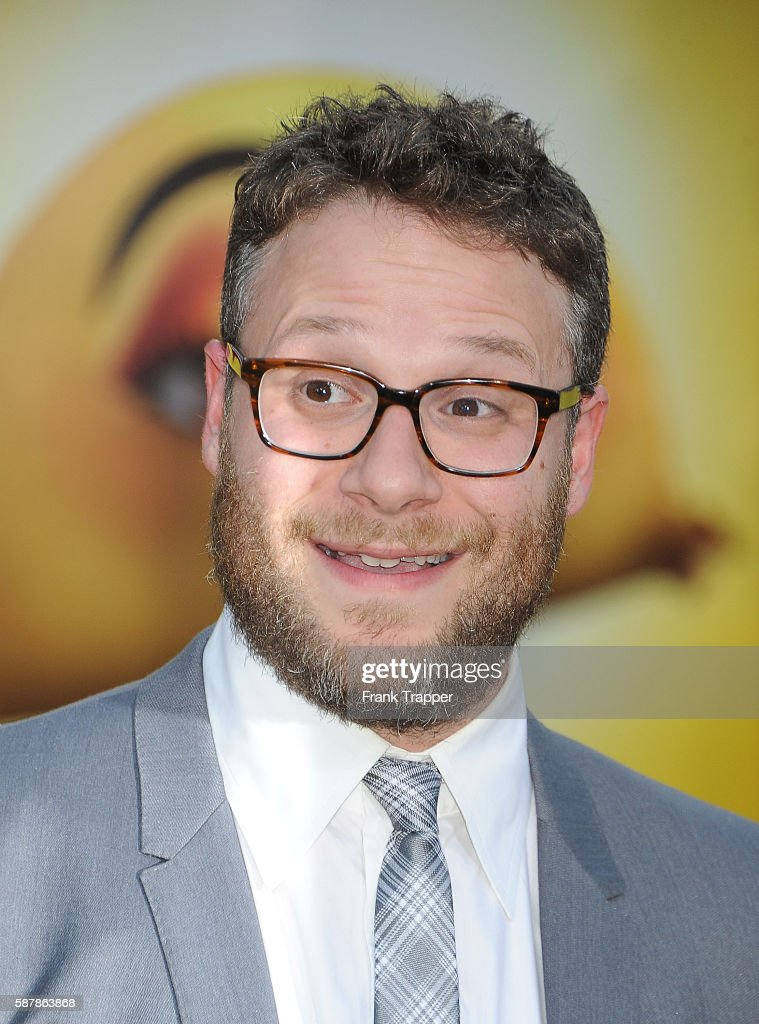 Actor Seth Rogen attends the premiere of Sony's 'Sausage Party' held at the Regency Village Theater on August 9 2016 in Westwood California