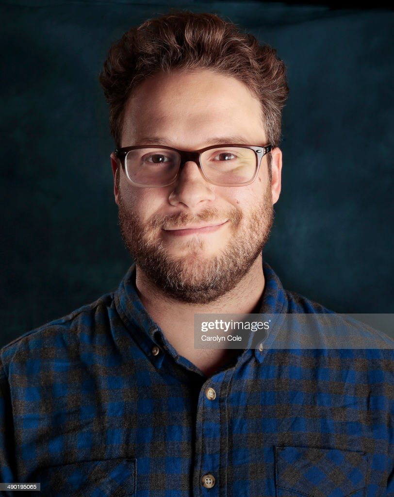 Actor <a gi-track='captionPersonalityLinkClicked' href=/galleries/search?phrase=Seth+Rogen&family=editorial&specificpeople=3733304 ng-click='$event.stopPropagation()'>Seth Rogen</a> is photographed for Los Angeles Times on May 2, 2014 in New York City. PUBLISHED IMAGE.