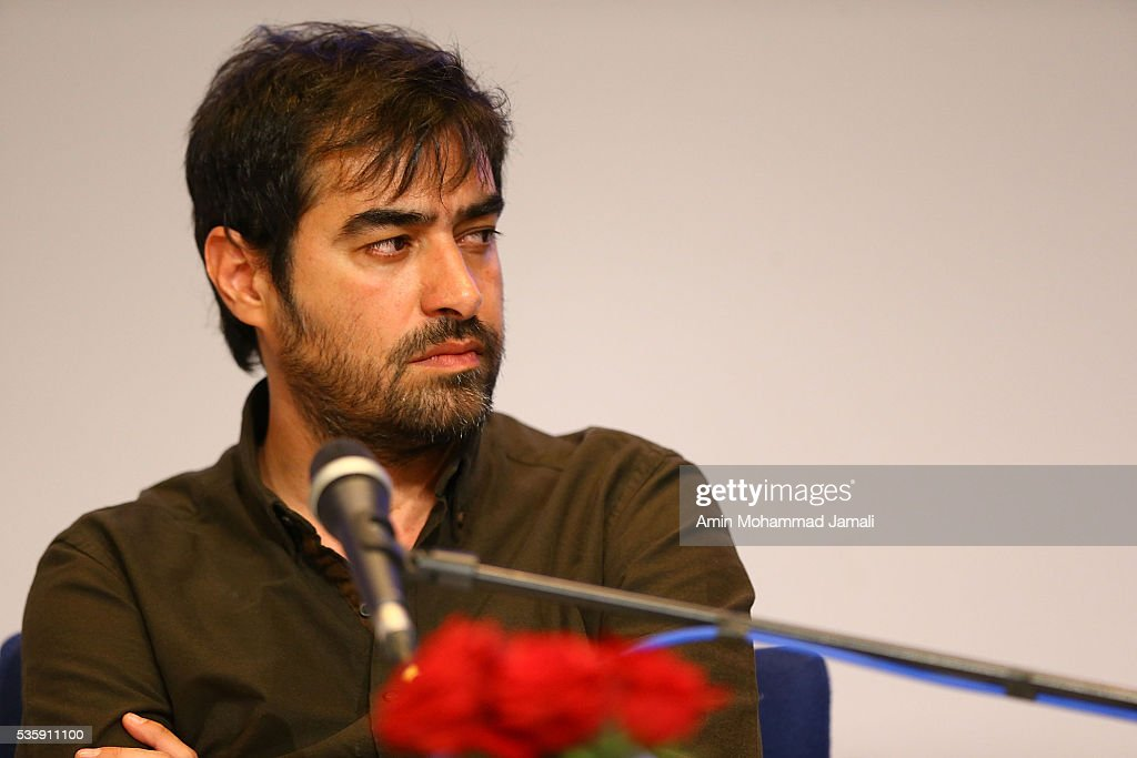 Actor <a gi-track='captionPersonalityLinkClicked' href=/galleries/search?phrase=Shahab+Hosseini&family=editorial&specificpeople=12461879 ng-click='$event.stopPropagation()'>Shahab Hosseini</a>, winner of the award for best actor for the movie 'The Salesman' during 2016 Canne Film festival, attends the press Conference on May 30, 2016 in Tehran, Iran.