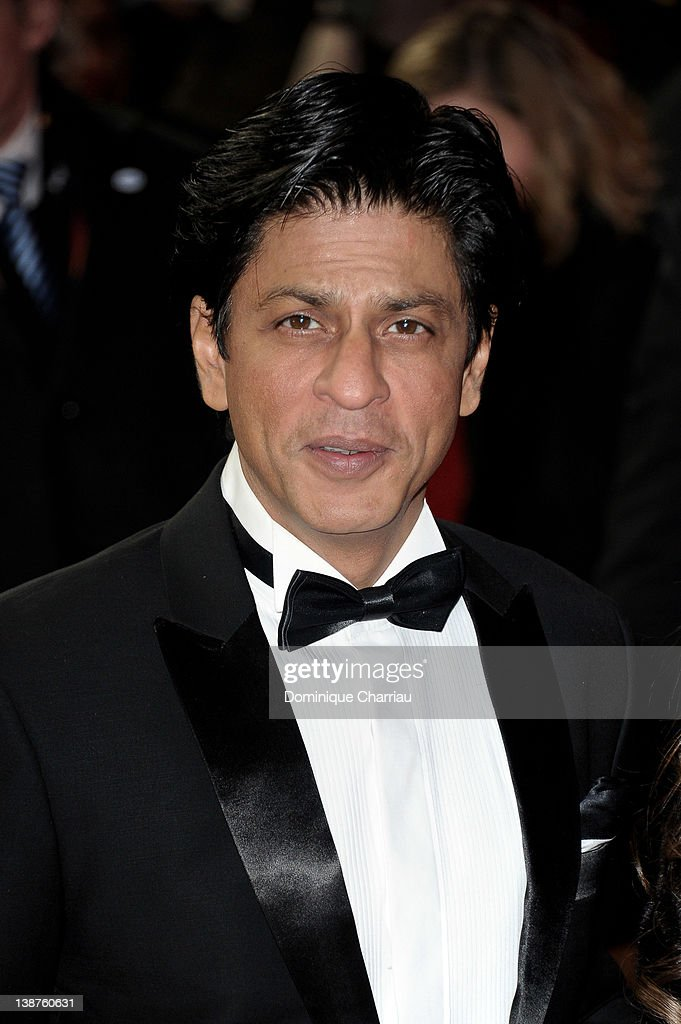 Actor Shahrukh Khan attends the 'Don - The King Is Back' Premiere during day three of the 62nd Berlin International Film Festival at the Friedrichstadtpalast on February 11, 2012 in Berlin, Germany.