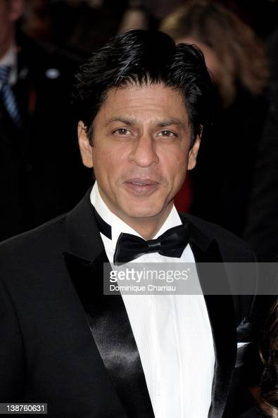 Actor Shahrukh Khan attends the 'Don The King Is Back' Premiere during day three of the 62nd Berlin International Film Festival at the...