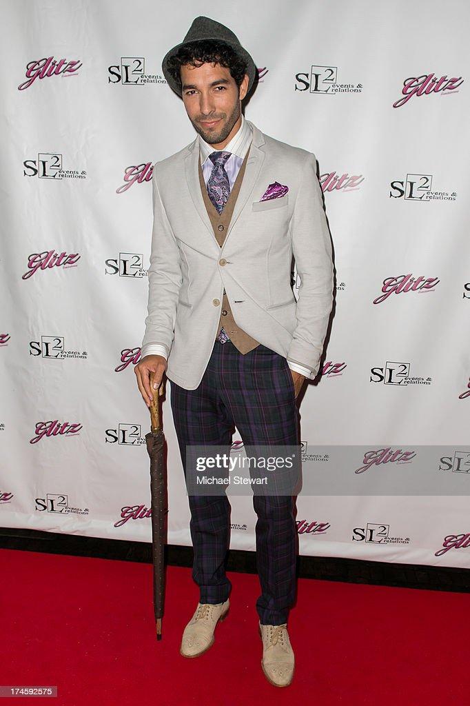 Actor Shane Duffy attends Johnny Weir & Victor Weir-Voronov's Birthday Celebration at Soho Grand Hotel on July 27, 2013 in New York City.