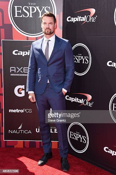 Actor Shane West attends The 2015 ESPYS at Microsoft Theater on July 15 2015 in Los Angeles California