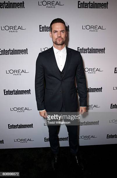 Actor Shane West attends the 2016 Entertainment Weekly PreEmmy party at Nightingale Plaza on September 16 2016 in Los Angeles California