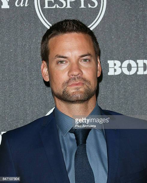 Actor Shane West attends the ESPN Magazine BODY issue party at Avalon Hollywood on July 12 2016 in Los Angeles California