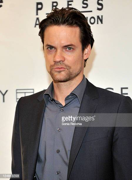 Actor Shane West attends the HFPA and InStyle 2011 Toronto International Film Festival Party at Windsor Arms Hotel on September 13 2011 in Toronto...